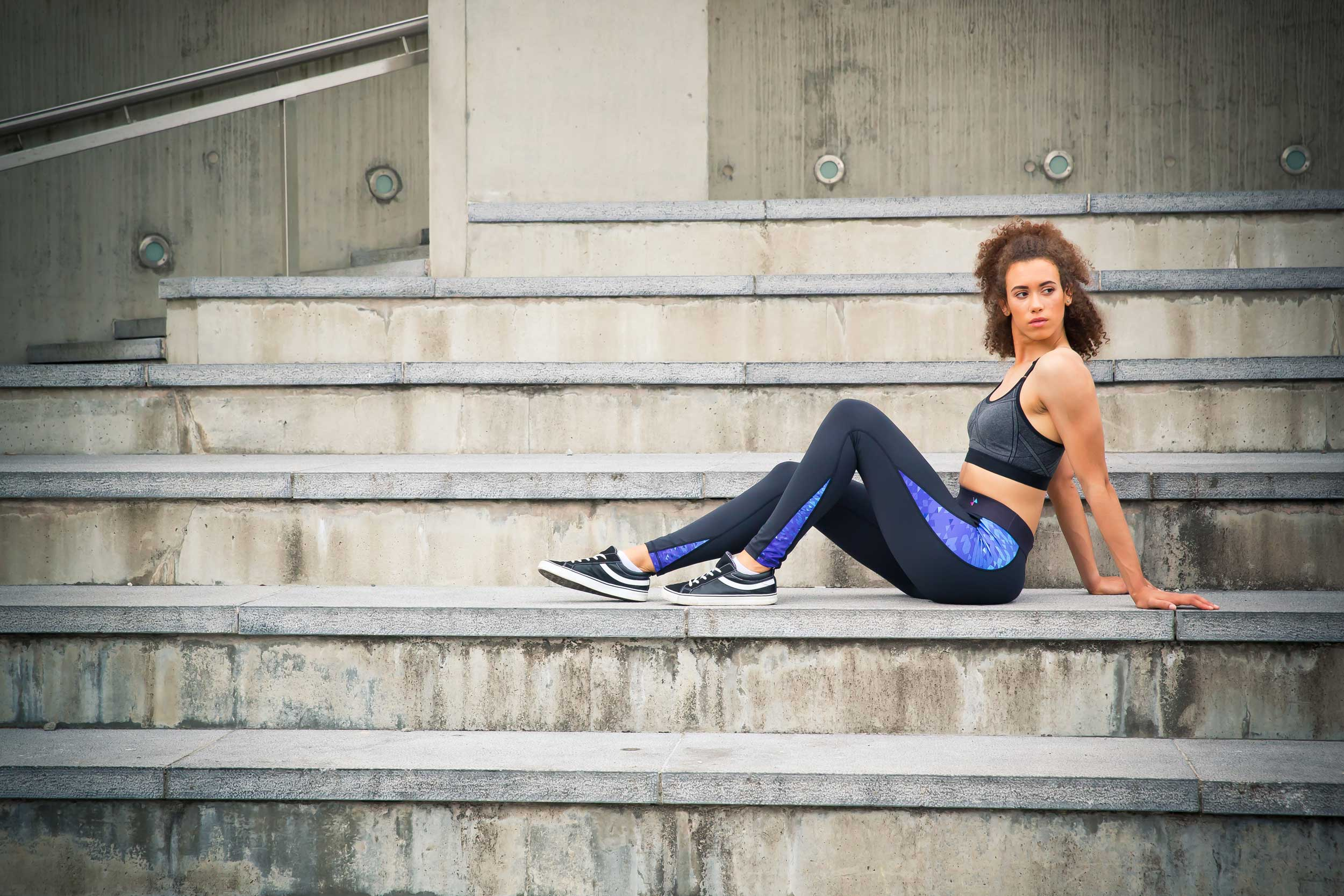 I-SPY Fitness, Yoga & Lifestyle Leggings - Non see through leggings, squat proof