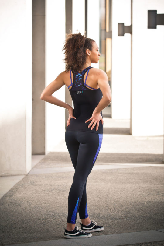 I-SPY Irish Owned & Designed Fitness & Yoga Clothing
