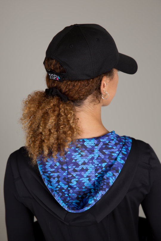 I Spy Hat fitness clothing for women - back view