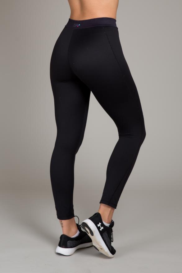 Black leggings for women - sports clothes for women - yoga exercise pants