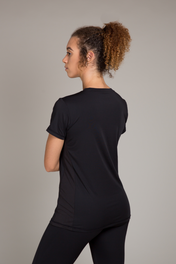 Fitness clothing - t shirt - gym clothes for women