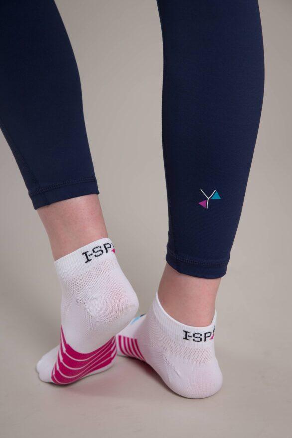 I-SPY Navy Fitness Leggings